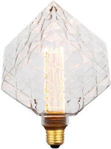 Koristelamppu Facet Kuutio  LED ⌀ 10 cm 5 W