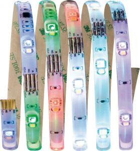LED-nauhasetti Paulmann Digital RGB+W 5,5 W 1,5 m