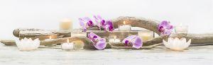 Sisustustaulu Orchids LED