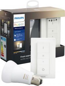 Älylamppu + Kytkin Philips Hue White Ambiance