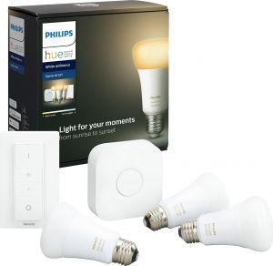 Aloituspakkaus Philips Hue White 3 kpl