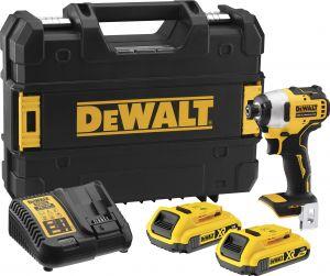 Iskevä akkuruuvinväännin DeWalt DCF809D2T-QW