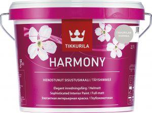 Sisäseinämaali Tikkurila Harmony Harmaa 2,7 l
