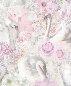 Kuitutapetti Kaleidoscop Gabriella Pink