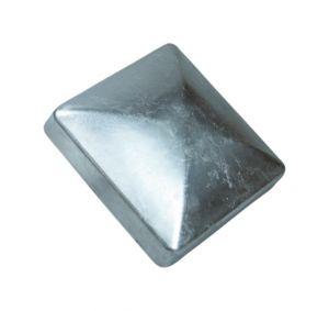 Tolpanhattu alumiini 76 x 76 mm