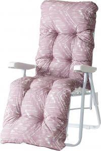 Pehmuste Varax Baden Baden tuoli roosa
