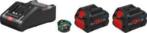 Akku-/laturipaketti Bosch ProCore 18 V 2 x 8,0 Ah