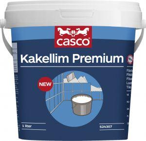 Kaakeliliima Casco Premium 1 L