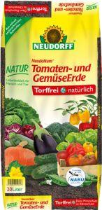 Tomaatti- ja vihannesmulta Neudorff 20 l