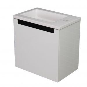 Kylpyhuonekaluste Tammiholma CT-500 Musta-valkoinen