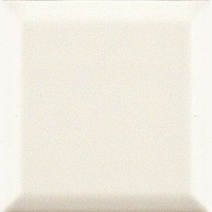 Seinälaatta Edge Valkoinen 10 x 10 cm