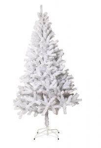 Tekokuusi 180 cm valkoinen