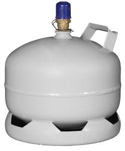 Nestekaasu AGA Teräspullo 2 kg PV Täyttö