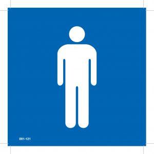 Tarra Miesten-WC