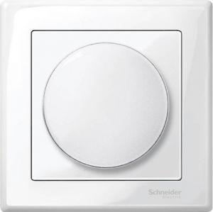LED-himmennin Schneider Exxact 4-400 W Valkoinen