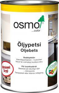 Öljypetsi Osmocolor 3518 Vaaleanharmaa