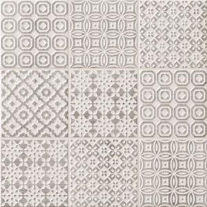 Seinälaatta Batik Harmaa 10 x 10 cm