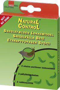 Täyttöpakkaus NaturalControl etanapyydykseen