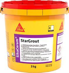 Saumalaasti Sika Sikaceram StarGrout 3 kg