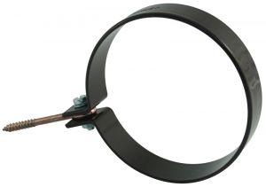 Putkisinkilä rengasruuvilla Marley 53 mm, ruskea