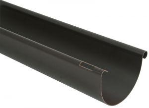 Puolipyöreä räystäskouru Marley  75 mm 2 M ruskea