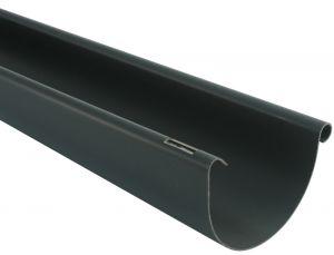 Puolipyöreä räystäskouru Marley  75 mm 2 m Antrasiitti