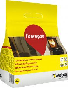 Tulenkestävä Korjausmassa Weber DIY Fire Repair 2 kg