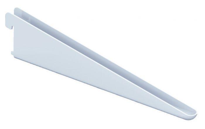 U-kannatinsetti 10 kpl Valkoinen 17 cm