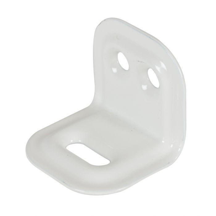 Kulmarauta Design 3F Valkoinen 25 x 33 mm