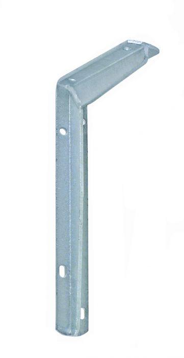Kulmakannatin T-profiili 300 x 550 mm Upposinkitty