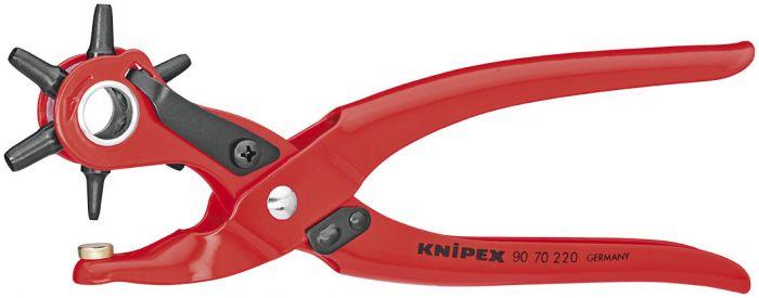 Revolveripihdit Knipex 220 mm