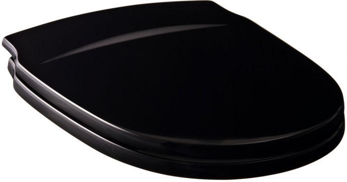WC-istuinkansi Gustavsberg Nordic 2300 Musta