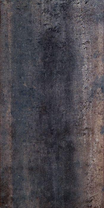 Lattialaatta Metallic Musta 30 x 60 cm