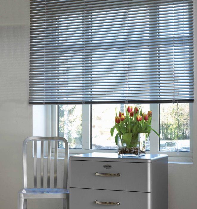 Sälekaihdin SunFun Alumiini 70 x 175 cm Valkoinen