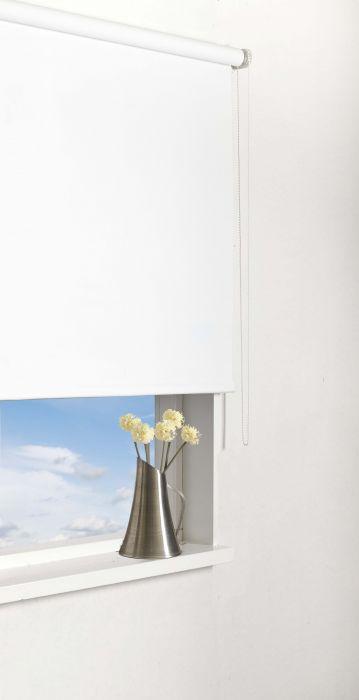 Rullaverho Kirsch Pimentävä Valkoinen 160 x 165 cm
