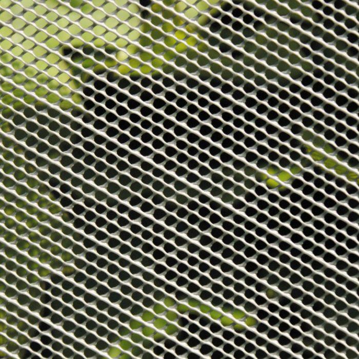 Hyönteisverkko 1,2 x 2,5 cm harmaa