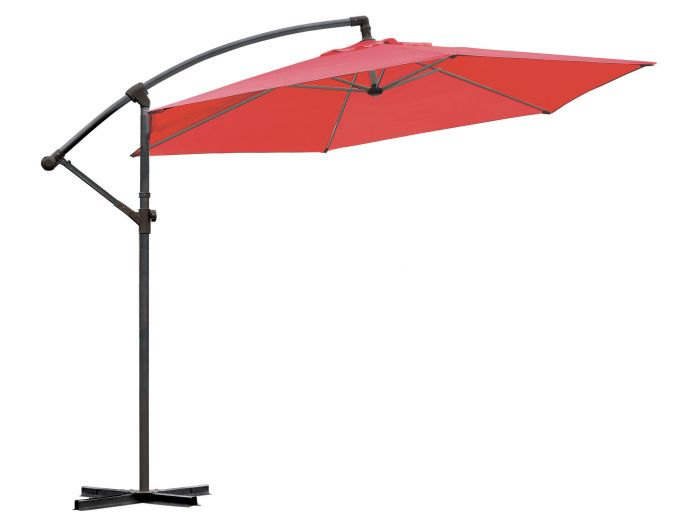 Aurinkovarjo Sunfun Toscana 300 cm