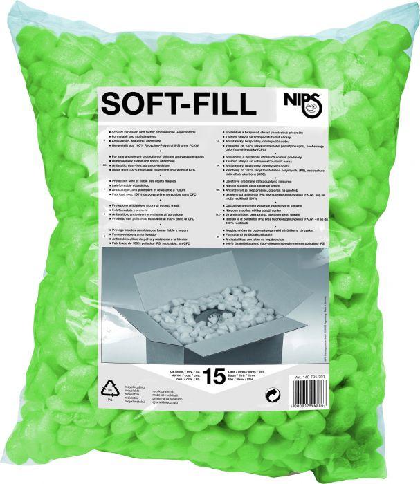 Pakkausrouhe Soft 90 L