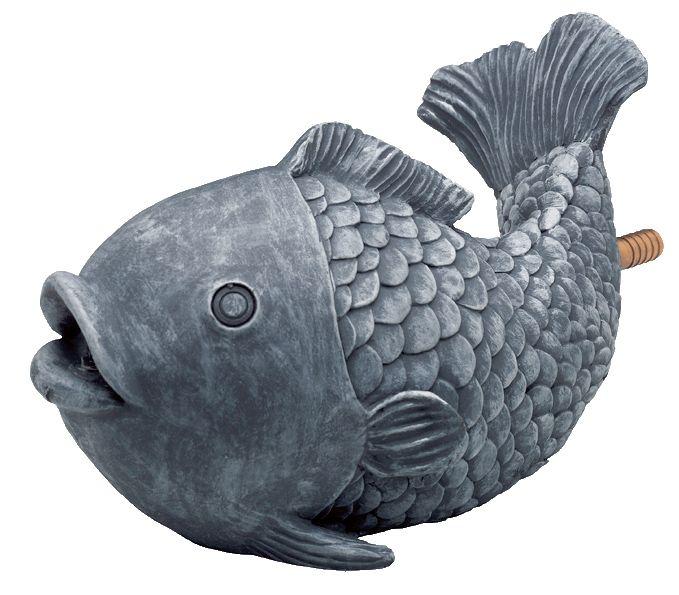 Suihkulähdepatsas Kala