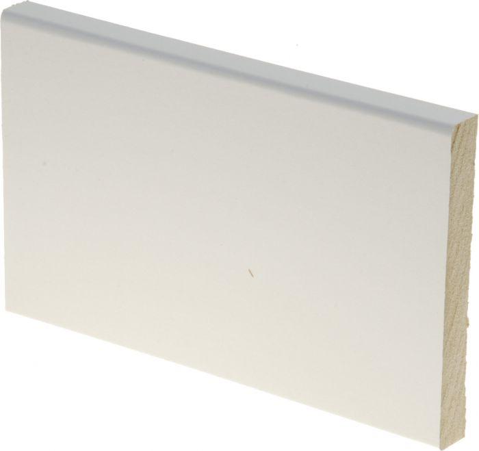 Peitelista Maler 12 x 92 x 2200 mm MDF valkoinen