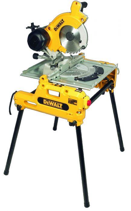 Kääntösahapöytä DeWalt DW743N 2000 W 250 mm