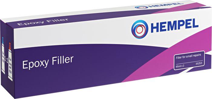 Epoksitasoite Hempel Epoxy Filler 130 ml