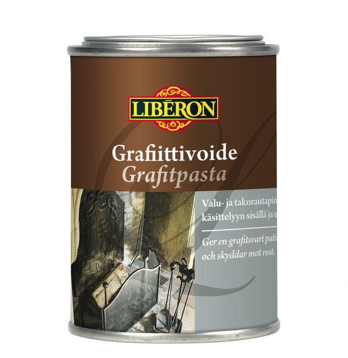 Grafiittivoide Liberon 250 ml