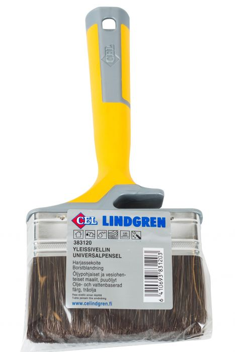 Yleissivellin C.E.Lindgren 120 mm Sekoiteharjas