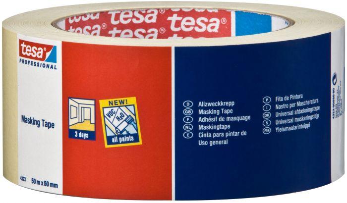 Yleismaalarinteippi Tesa 50 m x 50 mm