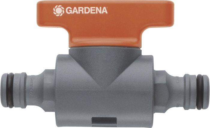 Säätöventtiili Gardena Jatkoliitinmalli