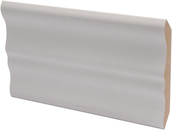 Kattolista Maler Laine 65 x 65 x 2750 mm MDF puhdas valkoinen