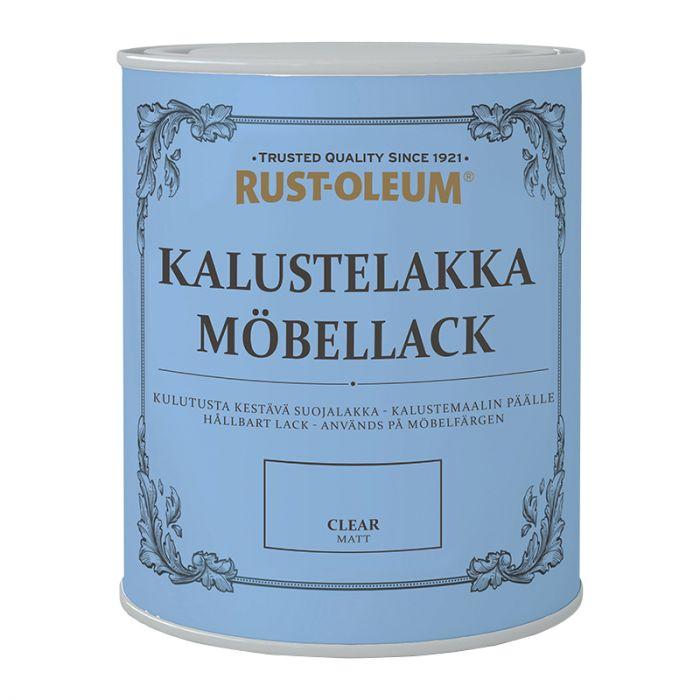 Kalustelakka Rust-Oleum Matta 750 ml
