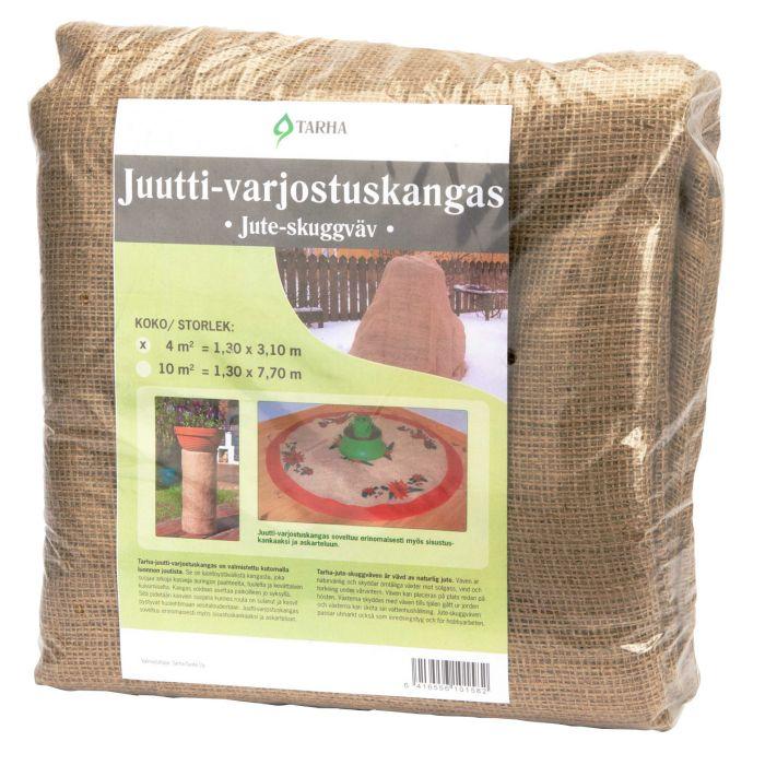 Juutti-varjostuskangas 4 m²