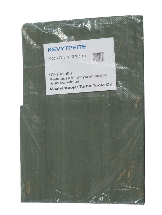 Kevytpeite 2 x 3 m 90g/m²